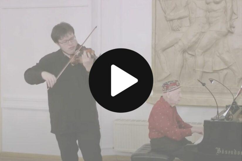 Tschaikowsky, Andante cantabile