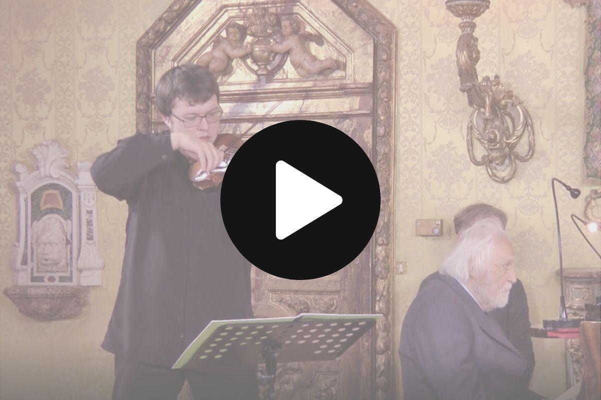 Il Tramonto & Gahberg Sonata